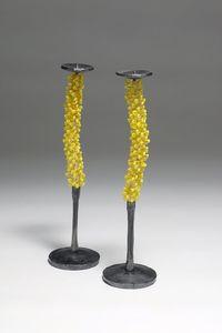 Acacia Candlestick